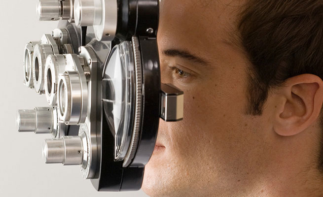 Eye Doctors Provide a full range of eye care services