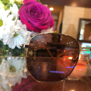 Gucci Photochromic Lenses Outdoors