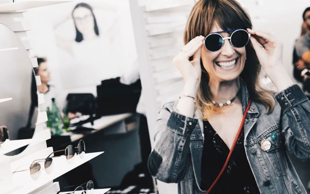 Have you heard about the latest trends in luxury eyewear?